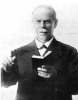 Pastor Smith Wigglesworth